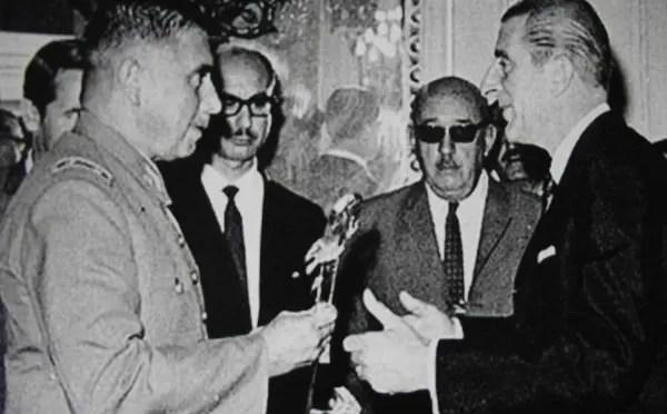Julio del 73, Frei Montalva clama por un Golpe Militar