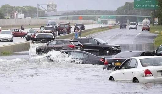 EEUU: La inundación de Houston, la anarquía del mercado capitalista y la lucha por la planificación socialista