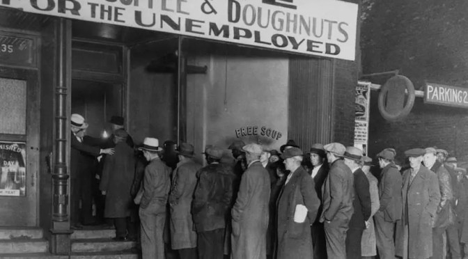 Diez años después del comienzo de la Gran Recesión