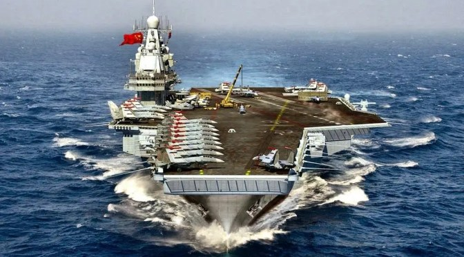 """El líder de China hace el llamado a una """"nación fuerte"""" y un """"ejército fuerte"""""""