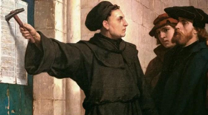 A 500 años de la Reforma protestante