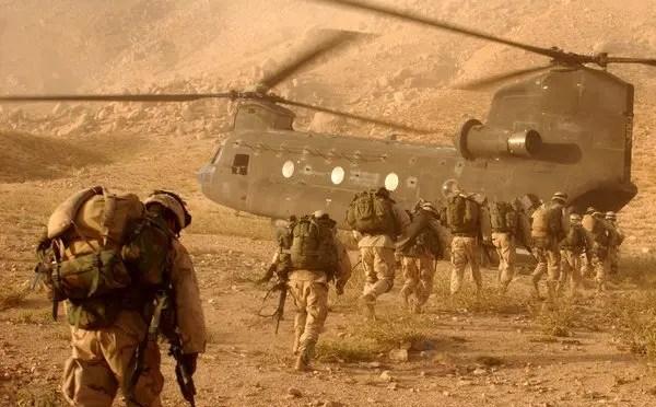 Afganistán:  La «guerra buena» cumple 16 años