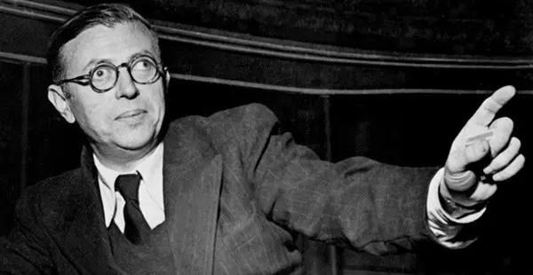 Gilles Deleuze: «Sartre fue mi maestro».