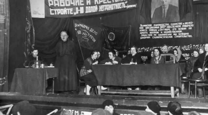 Los bolcheviques y las reivindicaciones feministas: una relación tumultuosa