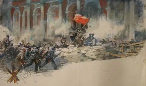 Centenario de la Revolución Rusa:»Se atrevieron»