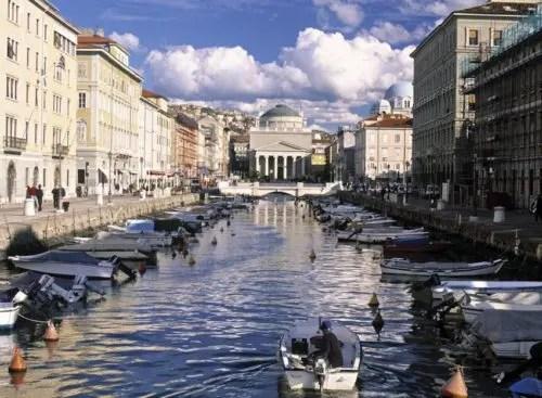 """Joyce: """"triste Trieste"""""""