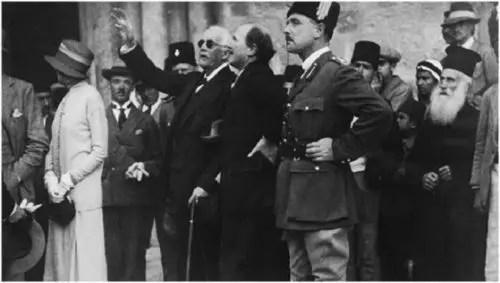 Bolchevismo, Balfour y sionismo: relato de dos centenarios