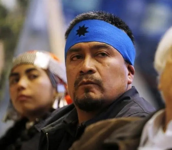 """Héctor Llaitul: """"La política actual del Estado capitalista favorece al fascismo en el sur de Chile"""""""
