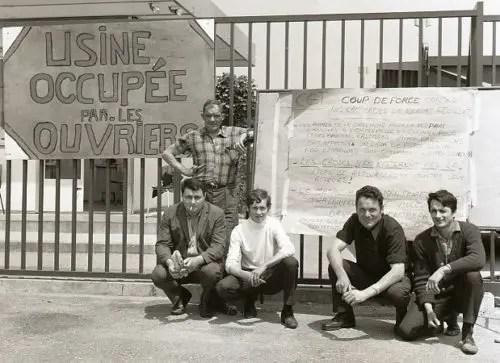 Cincuentenario 1968:  explotación, alienación y división social del trabajo