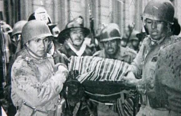 Fotografía demostraría que Allende fue asesinado
