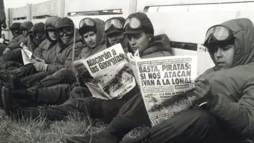 Nahuel Moreno: nuestro partido y su política frente a la Guerra de las Malvinas