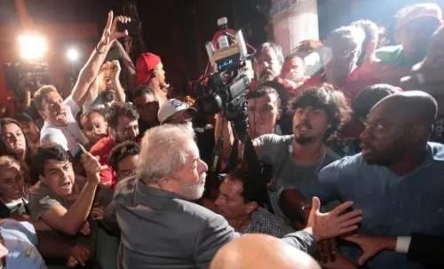 Lula, el inconciliable
