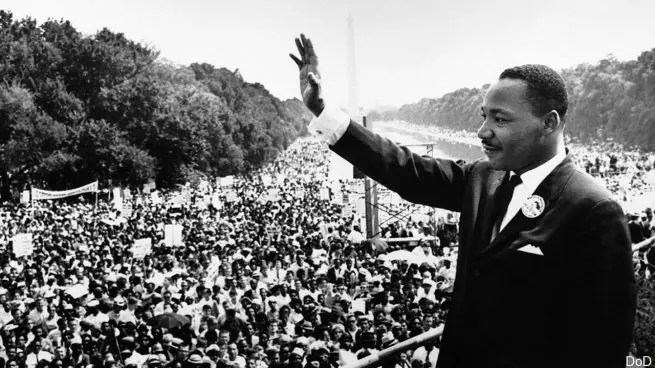 Martin Luther King: Tengo un sueño