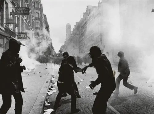 Mayo de la Revolución: 1886 y 1968