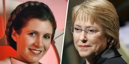 La producción simbólica en la lucha política: el caso de Michelle Bachelet