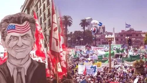 Argentina: Macri y el FMI preparan nuevo ataque contra los trabajadores y el pueblo