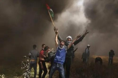 Israel conmemora su 70º aniversario asesinando a más de 53 palestinos en Gaza
