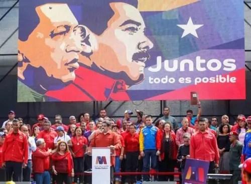 Venezuela: preparativos mediáticos para una intervención
