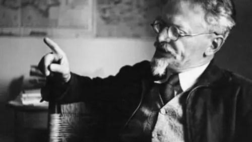 León Trotsky: Comunismo y sindicalismo