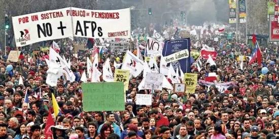 Propuesta para un Nuevo Sistema de Pensiones y Carta a Piñera: NO + AFP