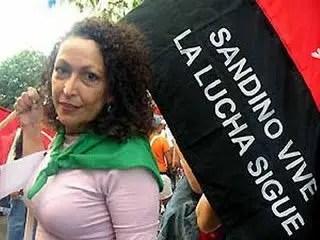 "Mónica Baltodano, excomandanta sandinista: ""Este régimen no es ni progresista ni de izquierda"""
