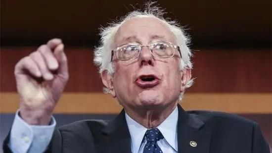 EEUU: Bernie Sanders apoya la campaña antirrusa