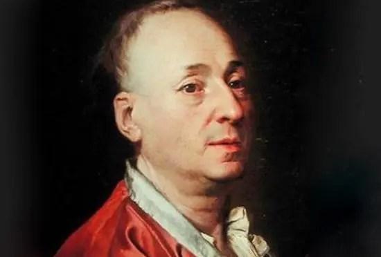 Denis Diderot, el filósofo enciclopedista