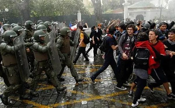 La construcción histórica de la represión