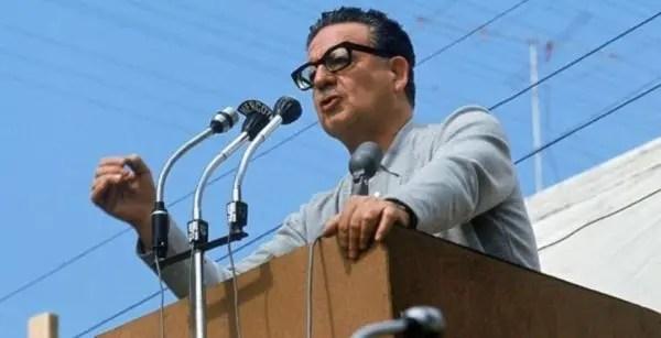 Salvador Allende: combatiré implacablemente el fascismo