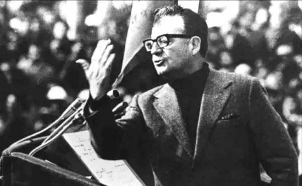 Salvador Allende: discurso de la victoria