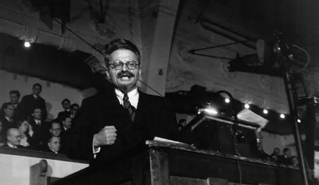 Los orígenes del trotskismo