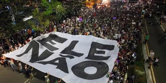 Brasil: contra Bolsonaro en la calle y en las urnas