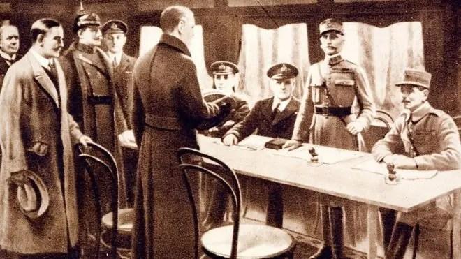 A 100 años del armisticio: lecciones de la 1ª Guerra Mundial
