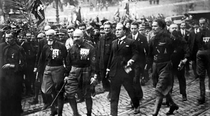 Por qué el fascismo y el capitalismo no son enemigos