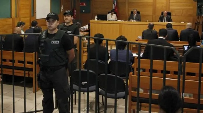 El audio y texto que el gobierno quiere ocultar, acerca de la audiencia a menor que acompañaba a Catrillanca