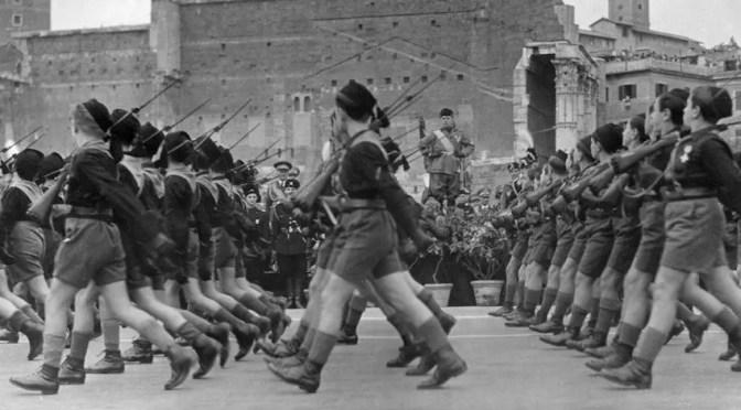 Wilhelm Reich: psicología de masas del fascismo