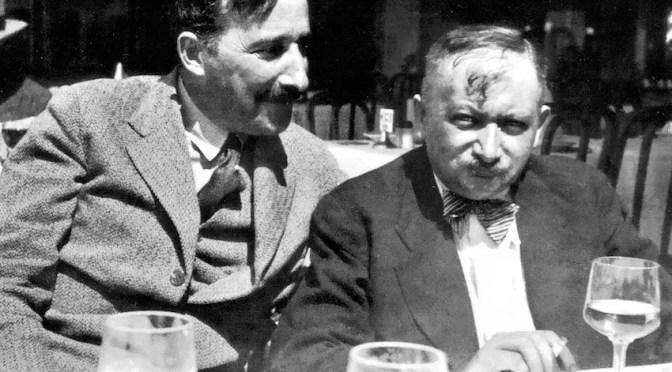 Stefan Zweig: el rapto de Europa