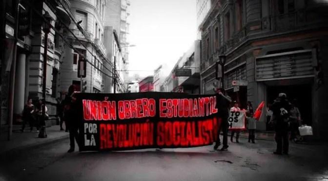 A construir una Corriente Estudiantil Revolucionaria   (Derecho, UV, 2013)