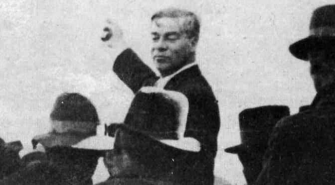 L. E. Recabarren y la huelga portuaria de 1903