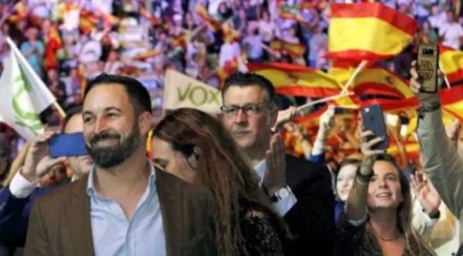 España: el partido fascista Vox crece sustancialmente en las elecciones andaluzas