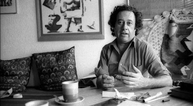 """""""El yo es otro"""" en Enrique Lihn: Silencio, Rimbaud e intertextualidad"""