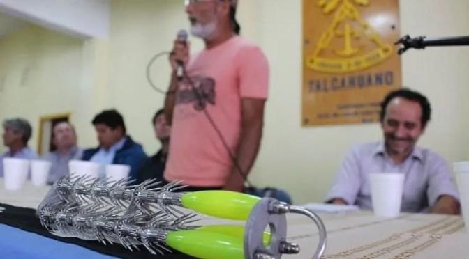 Pescadores Artesanales se reunieron en Talcahuano en defensa de la jibia