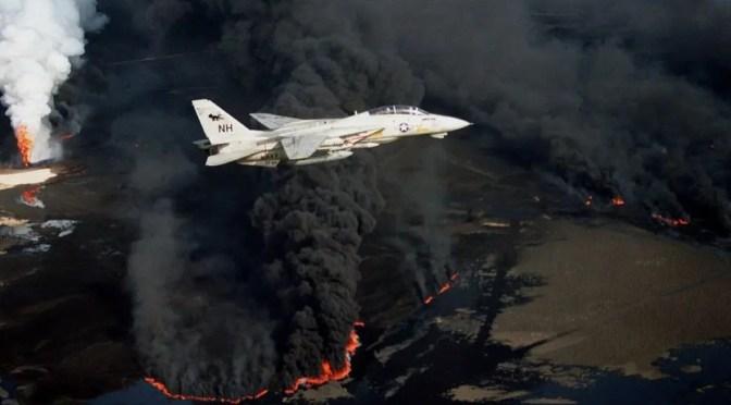 Invasiones bárbaras del siglo XXI: paises petroleros que EEUU invadió en nombre de la democracia