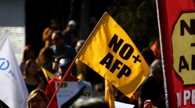Convocatoria Conferencia Nacional Abierta NO+AFP