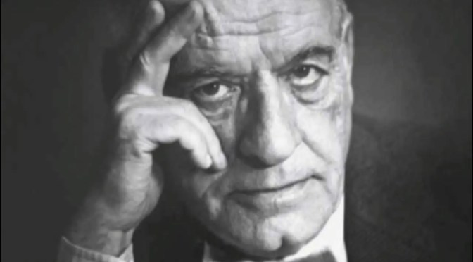 Ortega y Gasset: sobre el socialismo