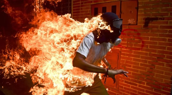 La catástrofe que amenaza a Venezuela (y la lucha por el socialismo)