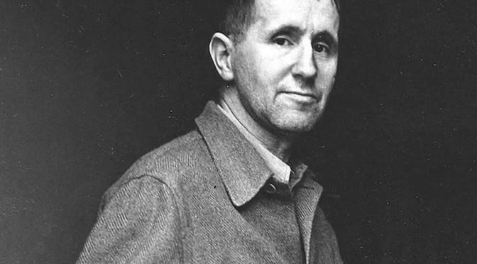 Bertolt Brecht: Elogio de la duda