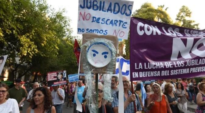 Mendoza: Marcha de las Antorchas