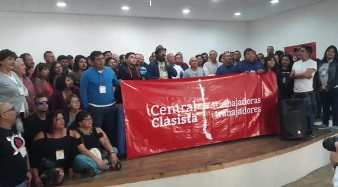 Primera Asamblea Nacional de la Central Clasista de Trabajadoras y Trabajadores