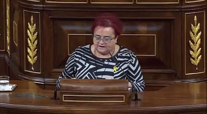 Diputada catalana: Guaidó es un agente de la CIA estadounidense